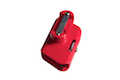 DAA IPSC Single Stack Magazine Pouch - Red