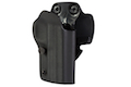 DAA IDPA PDR PRO Holster for M&P (Right Hand / Black)