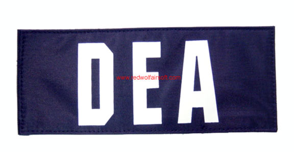Milspex DEA Patch - Small