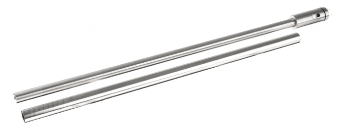 Deep Fire Stainless Steel 6.02mm Barrel for Systema PTW M733 (310mm)