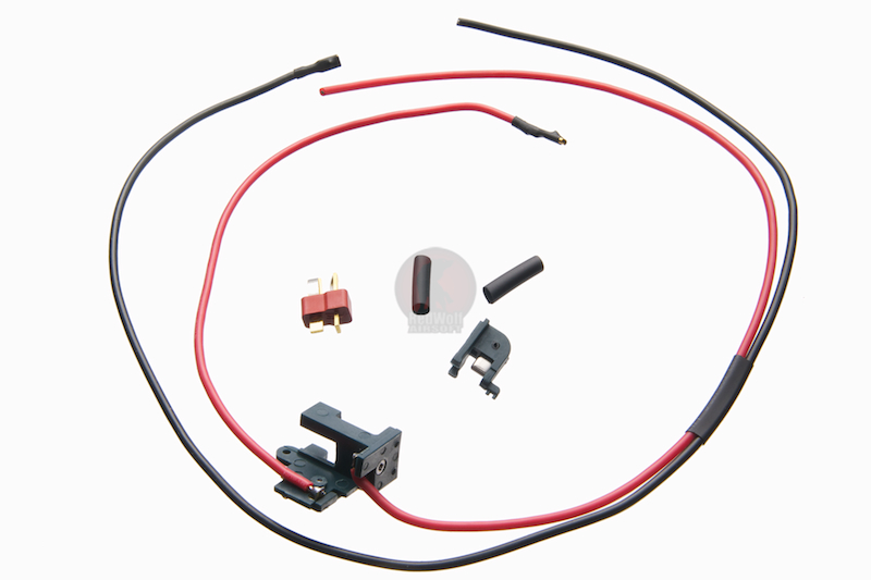 Deep Fire New 350 degree Heat Resistant Switch Set for ver.2 Gearbox for M4A1, M16 (front)