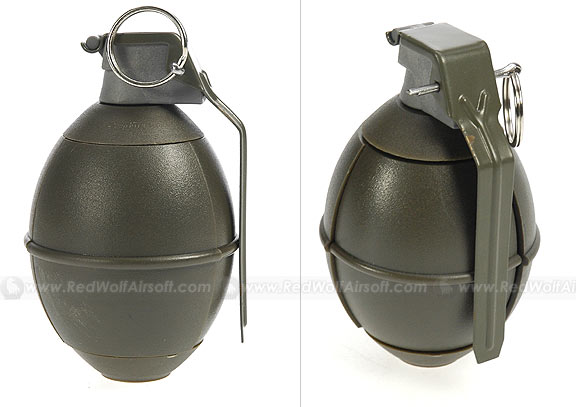Deep Fire M26 Gas Grenade