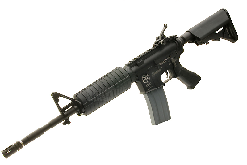 Deep Fire M4A1 Carbine (Silver Series) <font color=red>(Clearance)</font>