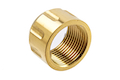 Dynamic Precision Thread Protector Type A M14 CCW - Gold