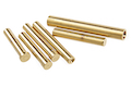 Dynamic Precision Stainless Steel Pin Set for Tokyo Marui G17/ G18C GBB - Gold