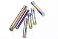 Dynamic Precision Stainless Steel Pin Set for Tokyo Marui G17/ G18C GBB - Rainbow