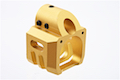 Dynamic Precision Slide Compensator Type A for Tokyo Marui / WE G17 / G18C  - Gold