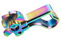 Dynamic Precision Match Grade Stainless Steel Hammer (Type B) for Tokyo Marui Hi-Capa GBB Pistol - Rainbow