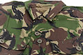 GK Tactical British Army Style S95 Combat Field Shirt - Woodland DPM (size 170/96)