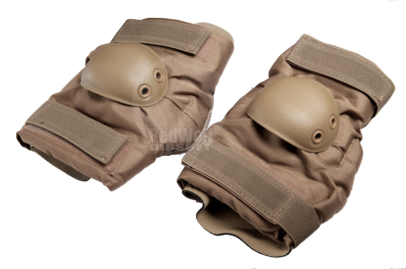 Dexter Meadows' Special Operations Elbow Pads (Coyote Brown)