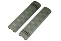 Dytac Battle Rail Cover Foliage Green (Pack of 2 pcs)(Troy)