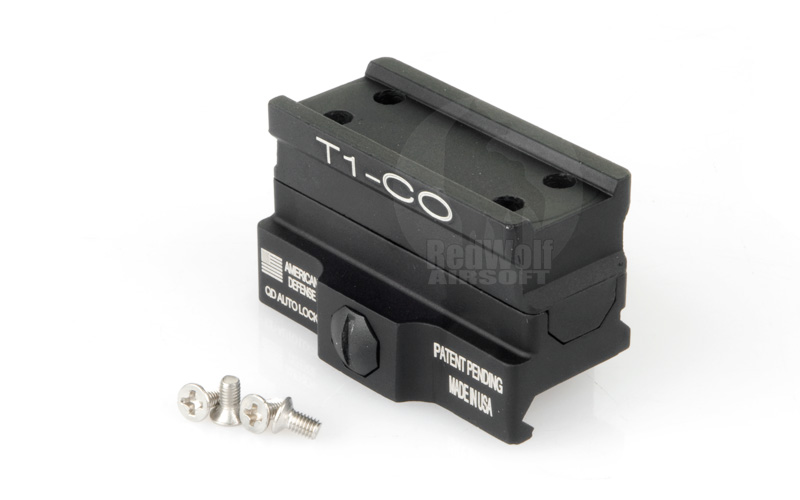 Dytac AD Style Co-Witness QD Mount for Replica Aimpoint T1