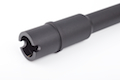 Dytac 12.5 inch Mid-Length Outer Barrel for Systema PTW M4 - Black