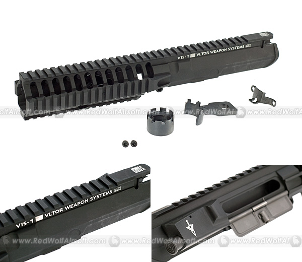 Dytac VIS 1 Carbine Length Upper Receiver for Marui M4/M16 series <font color=red>(Clearance)</font>