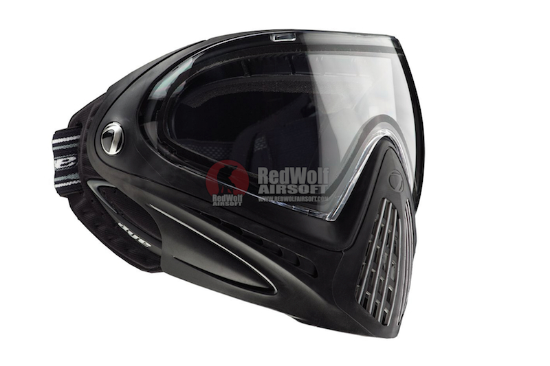Dye Precision i4 Airsoft Mask Goggle- Black