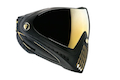 Dye Precision i4 Full Face Mask Goggle System - Black / Gold
