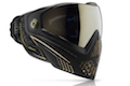 Dye Precision i5 Full Face Mask Goggle System ONYX Gold - Black / Gold