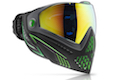 Dye Precision i5 Goggle System EMERALD - Black / Lime