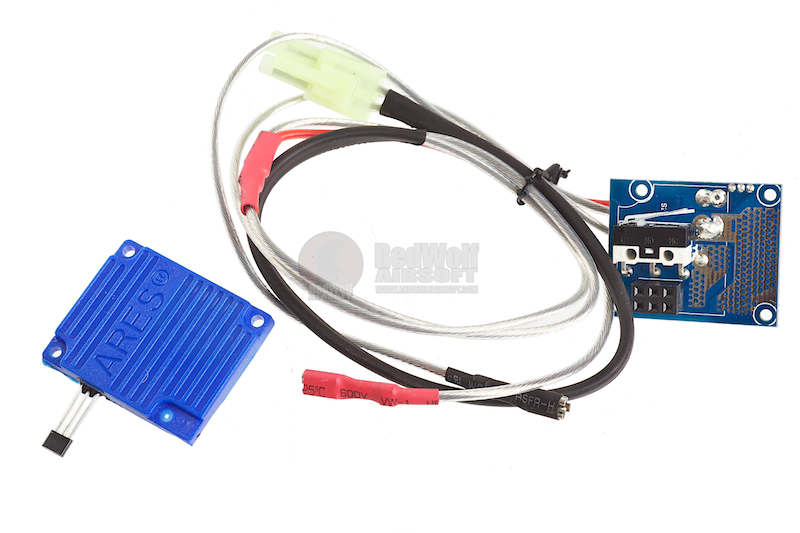 ARES New Electronic Circuit Unit for for ARES M4 Series (Rear Wire)