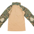 TMC Combat Shirt and Pants Version 2 (Marpat) (Medium Size)