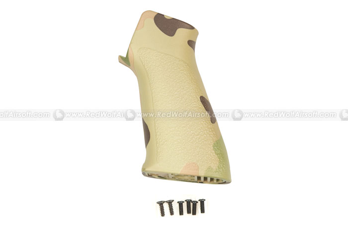 Echo1 614 Reinforced Battle Grip (Official Multicam) for M4/M16 series