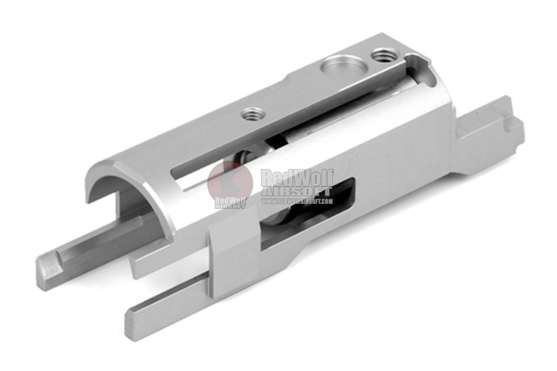 EDGE Aluminum Blowback Housing for Tokyo Marui Hi-Capa 5.1 / 4.3 / 1911 GBB - Silver (by Guns Modify)
