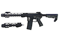 G&P Transformer Compact M4 Airsoft w/ QD Front Assembly (Version 12 inch and 8 inch Cutter Brake)
