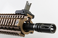 G&P Daniel Defense M4A1 AEG - Sand on Black
