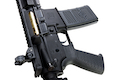 EMG Salient Arms Licensed GRY AR15 (M4) Gen. 2 SBR AEG with Crane Stock - Black (by G&P)