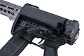 EMG Salient Arms Licensed GRY AR15 (M4) Gen. 2 SBR AEG (Folding Stock) - Gray (by G&P)