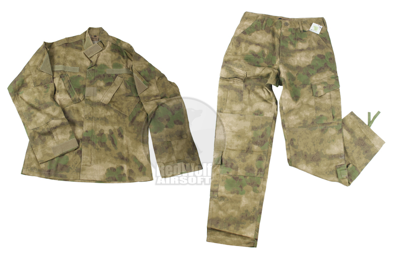 Emerson EM6923 Tactical BDU Uniform ( XL size / ATFG ) <font color=yellow> (Summer Sale)</font>