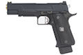 EMG SAI 5.1 DS 2011 Gas Blowback Pistol - Black (by AW Custom)