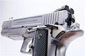 EMG SAI 5.1 Gas Blowback Pistols - Silver (by AW Custom)