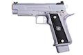 EMG SAI 4.3 Gas Blowback Pistols - Silver (by AW Custom)