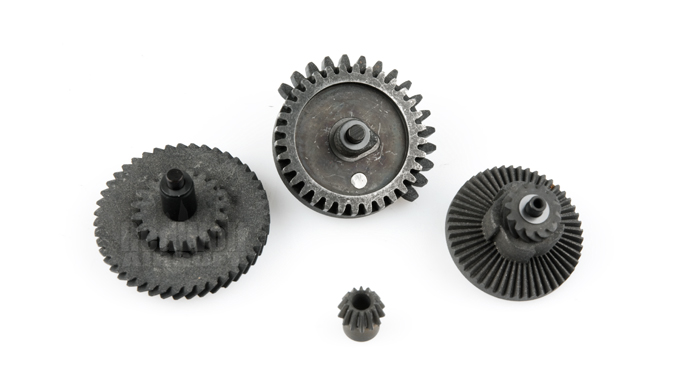 Systema ENERGY Helical Gear Set - Torque Up Ratio