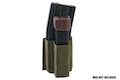 Esstac 5.56 1+1 KYWI Shorty Magazine Pouch - Ranger Green