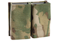 Esstac CZ Scorpion Double Shorty KYWI Pouch - Multicam