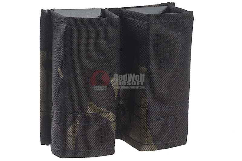 Esstac Double Pistol GAP KWYI Pouch - Multicam Black