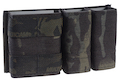 Esstac 5.56 1+2 Side BY Side KYWI Pouch - Multicam Black