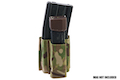 Esstac 5.56 1+1 KYWI Shorty Magazine Pouch - Multicam