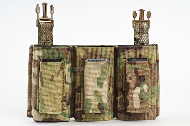 Esstac Daeodon Front Panel 3+3 9mm & 5.56 - Multicam
