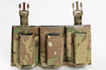 Esstac Daeodon Front Panel 3+3 9mm & 7.62 - Multicam