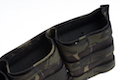 Esstac Daeodon Front Panel DBL 7.62 & 9mm - Multicam Black