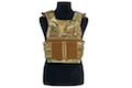 Esstac Daeodon Plate Carrier with Medium Mesh Cummerbund - Multicam