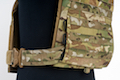 Esstac Daeodon Plate Carrier with Medium Cobra Buckle Belt - Mulitcam