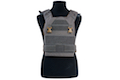 Esstac Daeodon Plate Carrier with Medium Cobra Buckle Belt - Wolf Grey