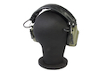 Roger Tech EVO406-B Electronic Hearing Protection (Bluetooth Version) - Olive Drab