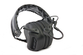 Roger Tech EVO406-B Electronic Hearing Protection (Bluetooth Version) - Tactical Black
