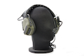 Roger Tech EVO406-C Electronic Hearing Protection (AUX-Wired Version) - Olive Drab