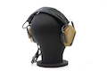 Roger Tech EVO406-UE Ultimate Edition Electronic Hearing Protection(Bluetooth&AUX Wired)- Flat Dark Earth